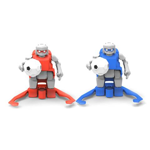 робот xiaomi simi soccer robot two pack