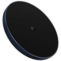 xiaomi wireless charger (fast charger edition/black)