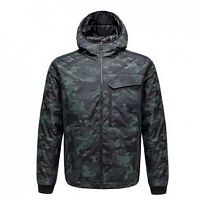 Пуховик Xiaomi Uleemark Double-Sided Down Jacket Camouflage (Green)