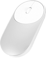 xiaomi mi portable mouse bluetooth (silver)