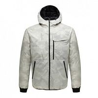 Пуховик Xiaomi Uleemark Double-Sided Down Jacket Camouflage (White)