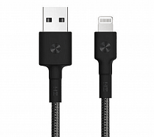 кабель xiaomi zmi usb/lightning 200cm (black)