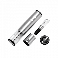 xiaomi circle joy round stainless steel electric wine opener (4 в 1)